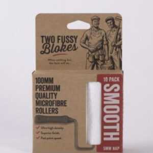 Two Fussy Blokes Smooth Pile Roller Sleeves